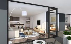 Brand New 3BR Apartment in Eastlakes- Completion in September 2018